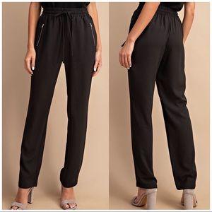 FLATTERING BLACK DRESS PANTS